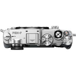 Olympus PEN-F (Body Only, Silver)