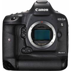 Canon EOS 1DX Mark II Body with 128GB CFast Card & Card Reader