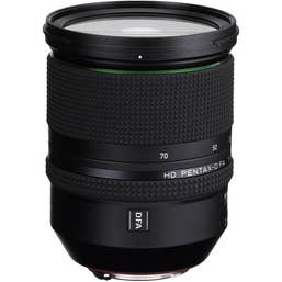 Pentax HD Pentax-D FA 24-70mm f/2.8 ED SDM WR Lens   (21310)