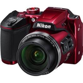 Image of Nikon Coolpix B500 - Red