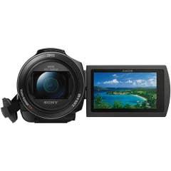Sony AX53 4K Handycam with Exmor R CMOS Sensor
