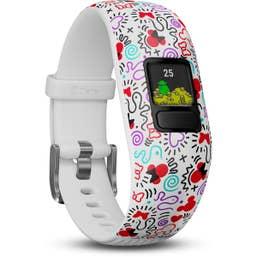 Garmin Vivofit jr. 2 Fitness Tracker (Minnie Mouse) [Adjustable]
