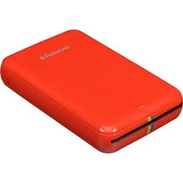 Polaroid ZIP Mobile Printer - Red (POLMP01R)