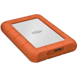 LaCie 4TB USB 3.0 Rugged Mini Portable Hard Drive