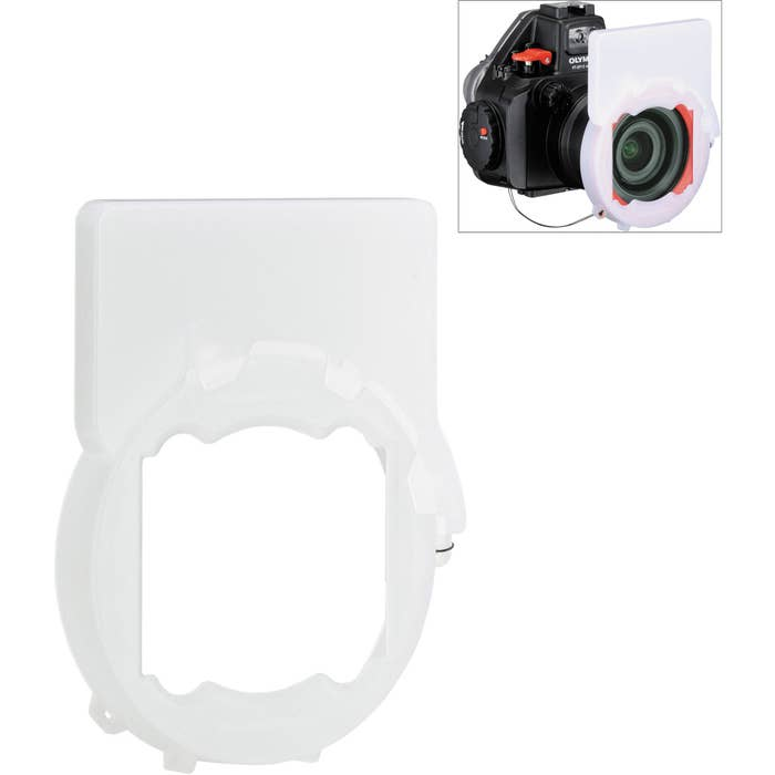Olympus PTDP-EP13 Flash Diffuser for PT-EP13 Housing for E-M5 Mark II