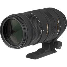 Sigma AF 120-400mm f/4.5-5.6 APO DG OS - Nikon