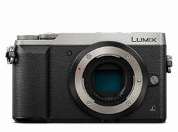 Panasonic Lumix DMC-GX85 Mirrorless Micro Four Thirds Digital Camera (Body Only, Silver)