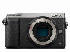 Panasonic Lumix DMC-GX85 Mirrorless Micro Four Thirds Digital Camera (Body Only, Silver)