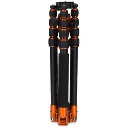 MeFOTO Roadtrip Convertible Tripod Kit Aluminium - Orange