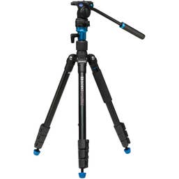 Benro Aero2 Travel Angel Video Tripod   (A1883FS2C)