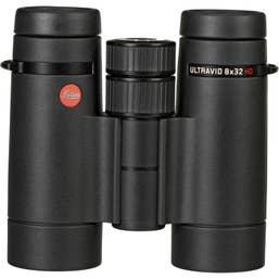Leica Ultravid 8x32 HD-Plus Binoculars (40090)