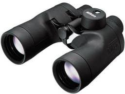Nikon Marine 7x50 IF WP (With Compass) (Black) Binoculars (BAA581AA)