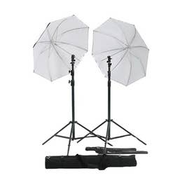 Xlite Twin 2.8m Air Cushioned Strobist Kit (08.0015)
