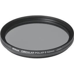 Nikon 52mm Series II Circular Polarising Filter (FTA08001)
