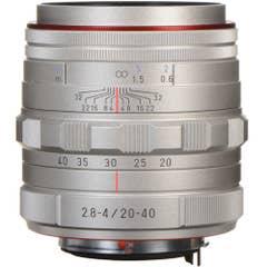 Pentax HD PENTAX-DA 20-40MM F/2.8-4 LTD Silver (23010)