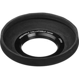 55mm Wide Angle Rubber Lens Hood