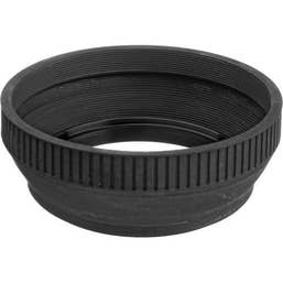 62mm Collapsible Rubber Lens Hood