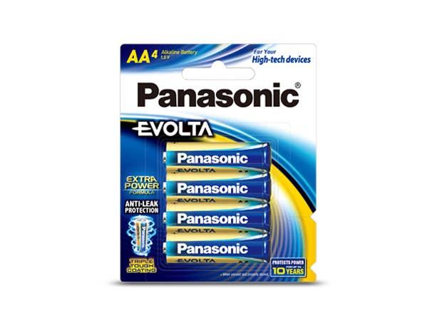 Panasonic Evolta Premium AA 4pk