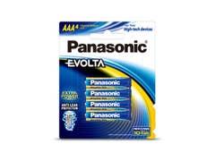 Panasonic Evolta Premium AAA 4pk