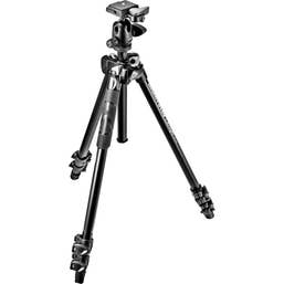 Manfrotto MK290LTA3-BH Tripod Kit 290 LIGHT Ball Head