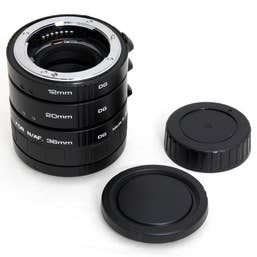 Kenko Extension Tube Set DG for Nikon (089997)