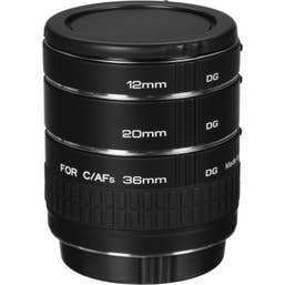 Kenko Extension Tube Set DG for Canon (090000)
