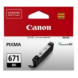 Canon CLI-671 BK Black Ink Cartridge