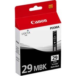 Canon PGI-29MBK Matte Black Ink Cartridge