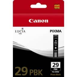 Canon PGI-29PBK Black Photo Ink Cartridge