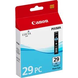 Canon PGI-29PC Cyan Photo Ink Cartridge