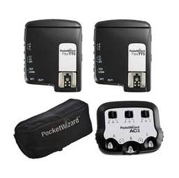 PocketWizard TTL 4-Pack - Nikon Transceiver (433MHz)