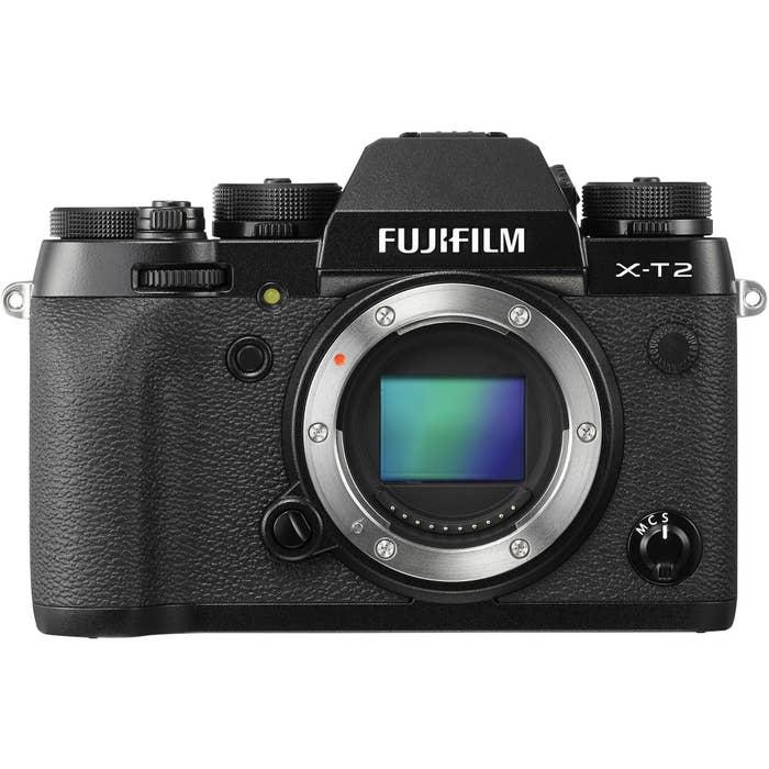 Fujifilm X-T2 Black Mirrorless Body