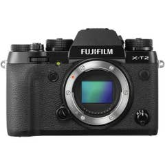 Fujifilm X-T2 Black Mirrorless Body