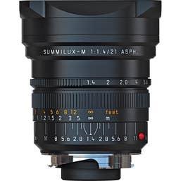 LEICA - SUMMILUX-M 21mm f/1.4 ASPH - Black