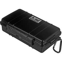 Key Features of the Pelican 1060 Micro Case - Black with Black Liner