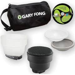 Gary Fong Lightsphere Collapsible Portrait Lighting Kit (LSC-SM-P)