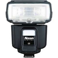 Nissin i60A Flash for Canon Cameras with  E-TTL / E-TTL II