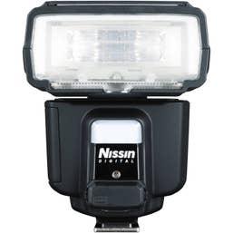 Nissin i60A Flash for Nikon iTTL Cameras