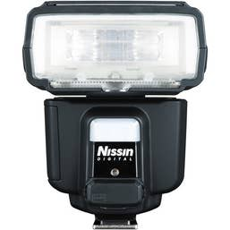 Nissin i60A Flash for Micro Four Thirds Cameras  (Olympus and Panasonic)