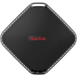 SanDisk Extreme 500 Portable SSD - 120GB - (solid state drive)