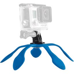 Miggo - Splat Flexible Tripod - suits GoPro and Action Cam - Blue