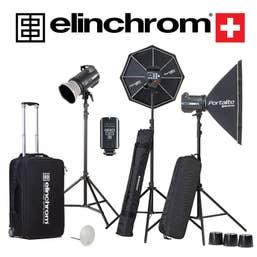 Elinchrom BRX 500 Three Head Kit    (01.207493HEAD)