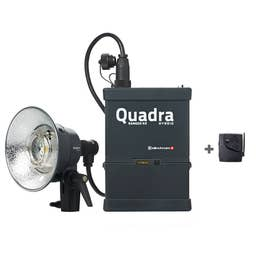 Elinchrom Ranger Quadra Living Light Set