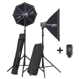 Elinchrom D-Lite RX One/One Softbox To Go Set   (01.20847)