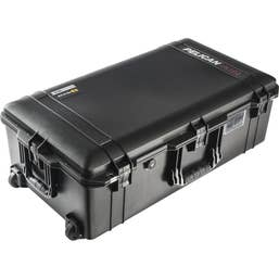 Pelican Air 1615 Case with Padded Dividers - Black  (1615AIRBWD)