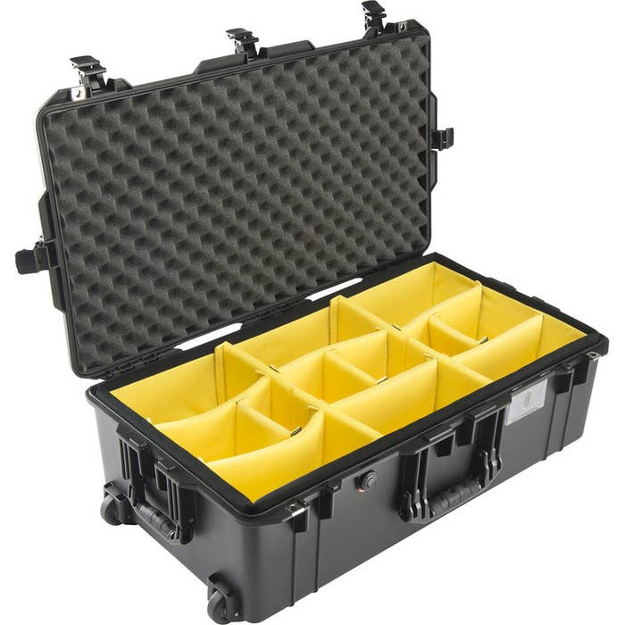 Pelican Air 1615 Case with Padded Dividers
