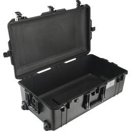 Pelican 1615Air  Case without Foam - Black   (1615AIRBNF)