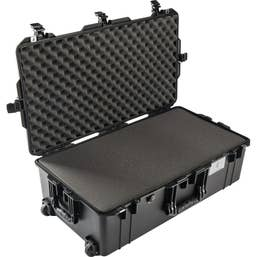 Pelican Air 1615 Case with Foam - Black   (1615AIRB)