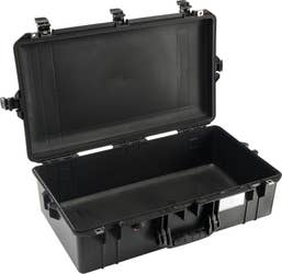 Pelican Air 1605 Case without Foam - Black   (1605AIRBNF)