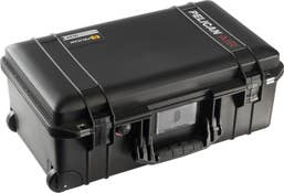 Pelican Air 1535 Case with TrekPak Dividers System - Black  (1535AIRBTREK)